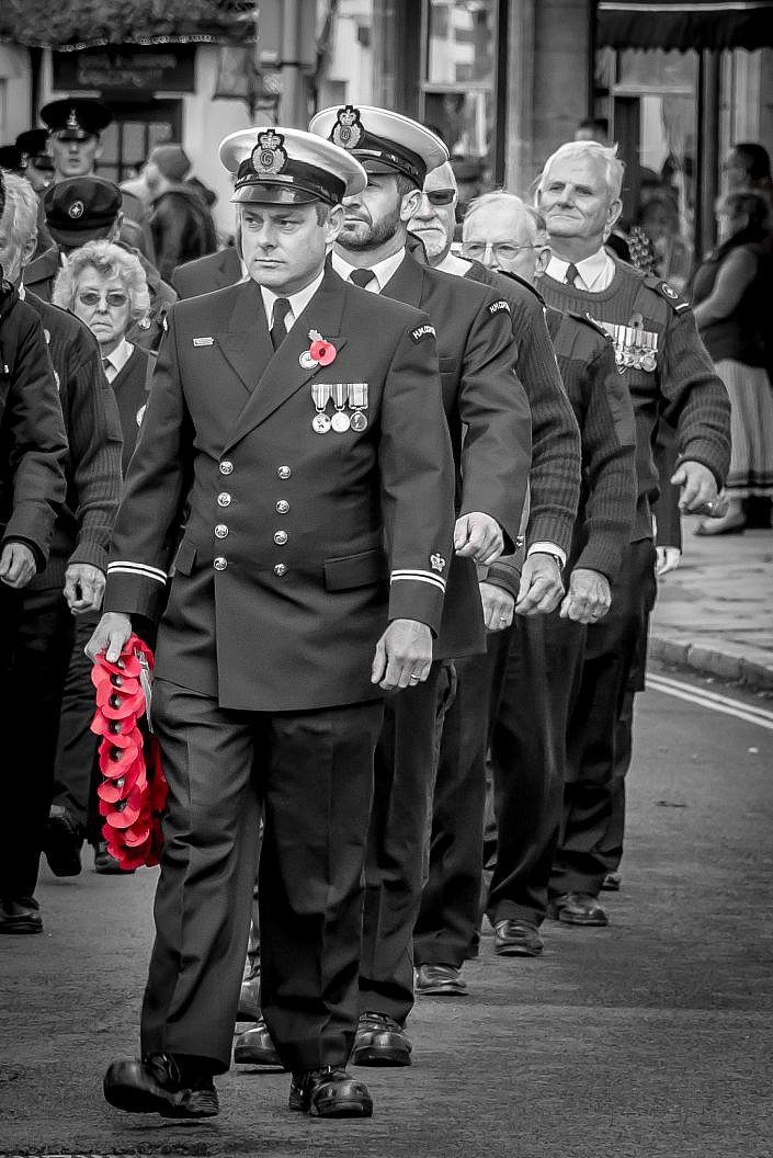 Remembrance Parade Picture