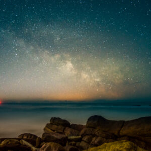 Milky Way Peveril Point Swanage Dorset