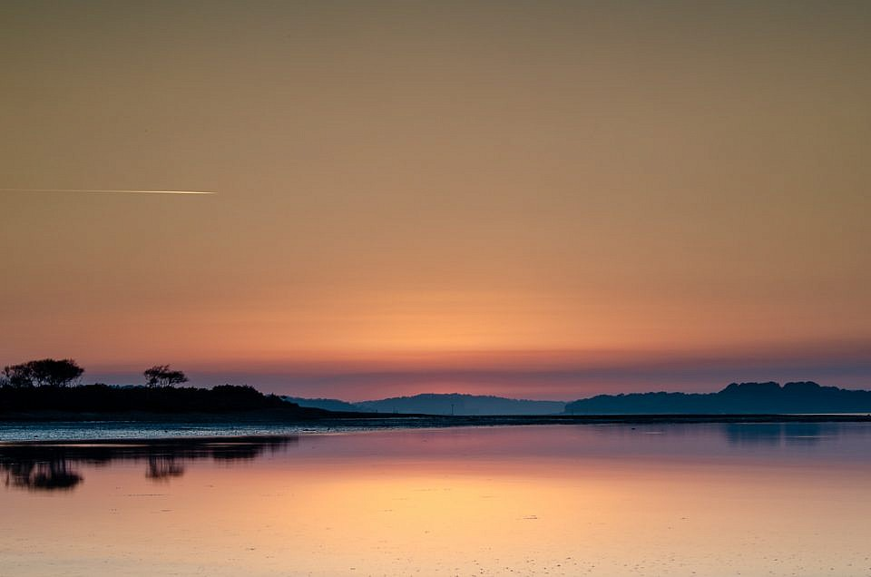 Tranquil Sunset Poole