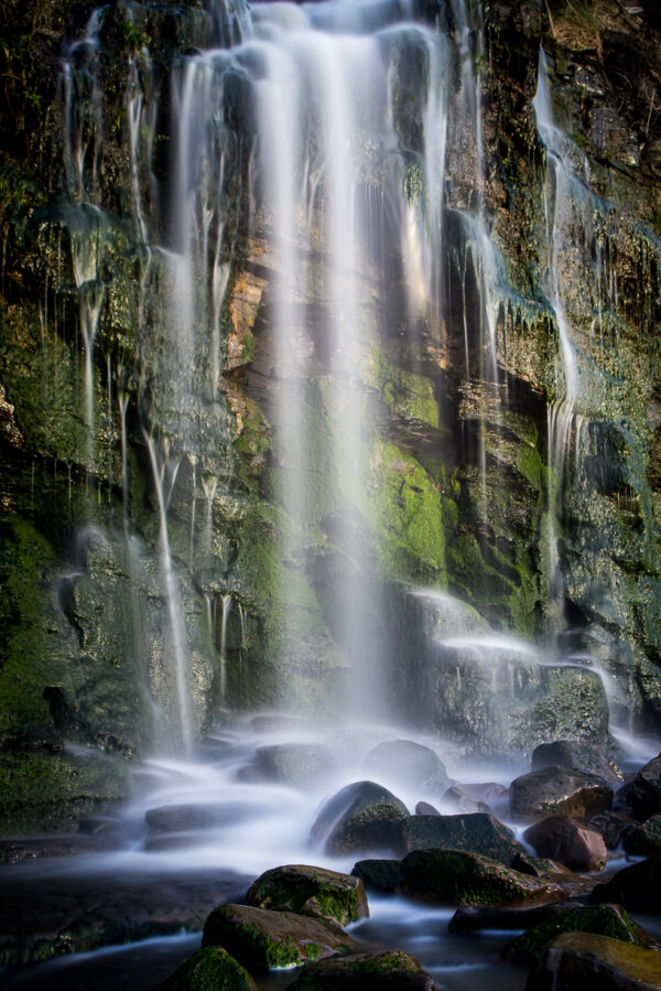 Kimmeridge Bay Waterfall Dorset