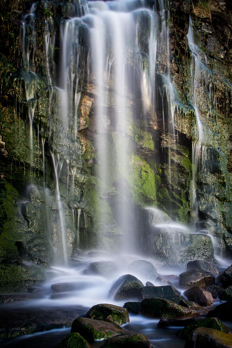 Kimmeridge Bay Waterfall Dorset