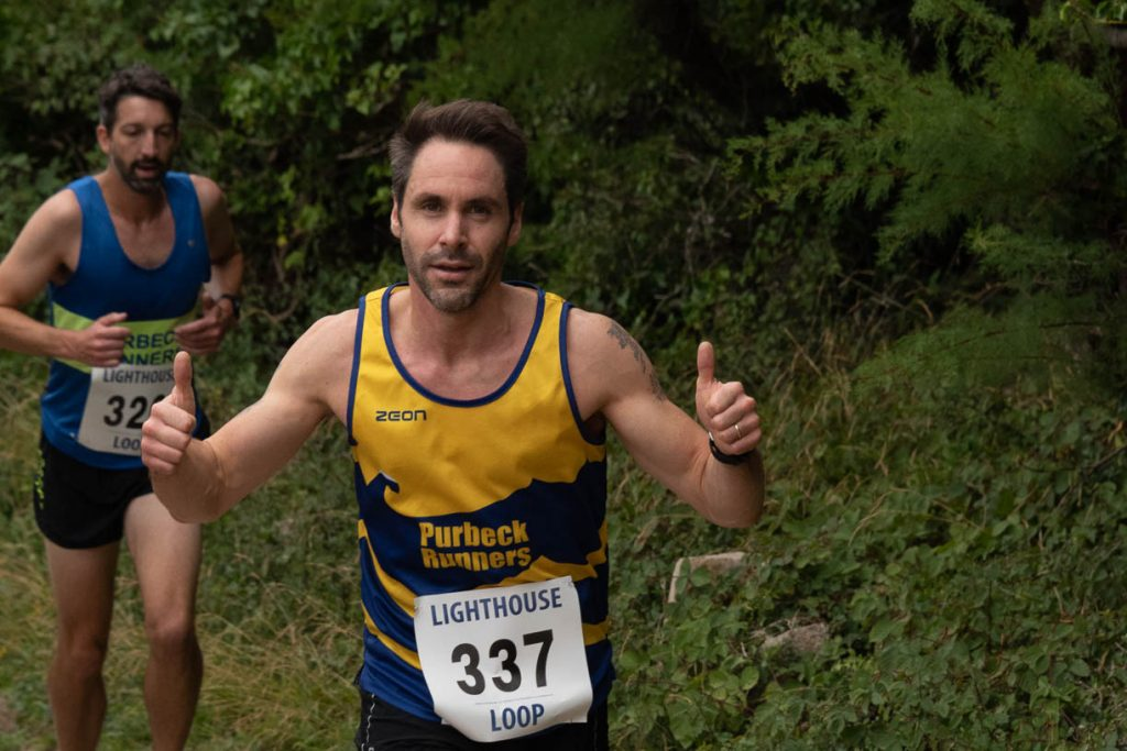 Event Photography Dorset Lighthouse Loop Run