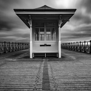 Classic Local Print Swanage Pier