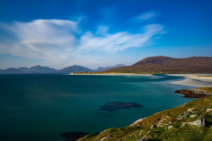 Landscape Photography Seilebost Beach Isle of Harris