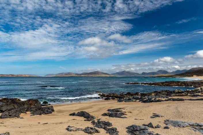 Stunning Beach Isle of Harris Landscape Photograph